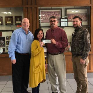 National Wild Turkey Federation Donation to Archery