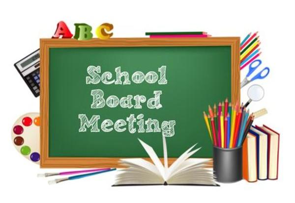 Board Meeting Briefs for 4/21 & 5/12/2020