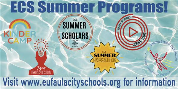 2021 Summer Programs for EES!
